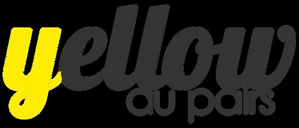 Logo Yellow Au Pairs