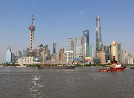 Reistips China; Shanghai