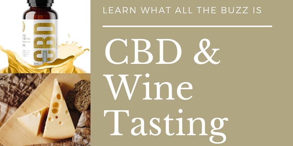 CBD Social: Sip & Tasting Event