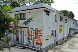 Block 7, Gillman Barracks, Singapore