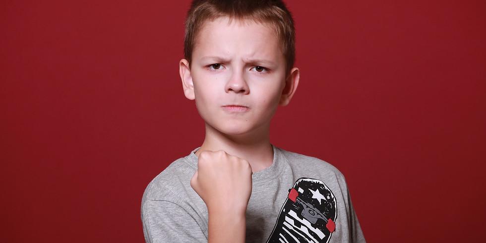 La rabbia e l'aggressività: le legittimiamo? -  PRIMARIA