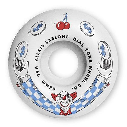"Dial Tone Wheels - Sablone ""Wisecracker"" Wheels"