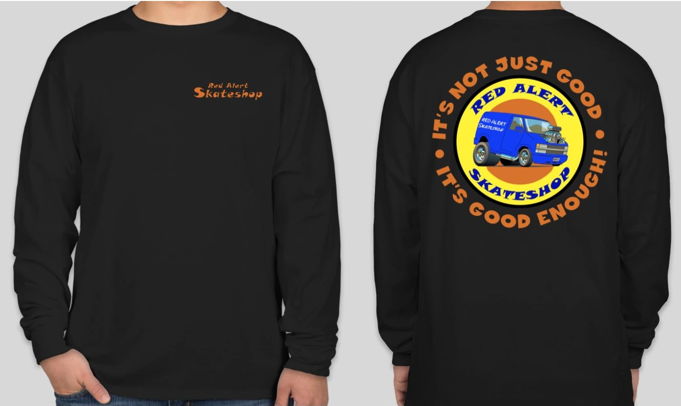 Pre-Order the New RA Shirts Now!!