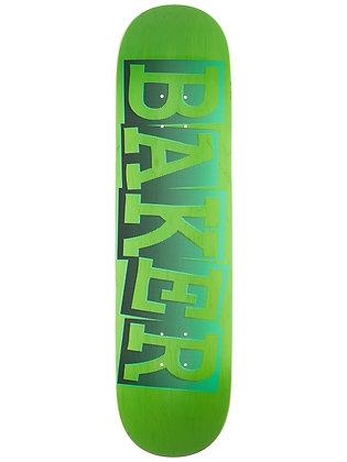 "Baker Riley Hawk ""Ribbon Name"" Deck"