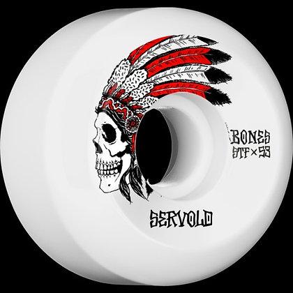 BONES WHEELS STF Pro Servold Spirit V5