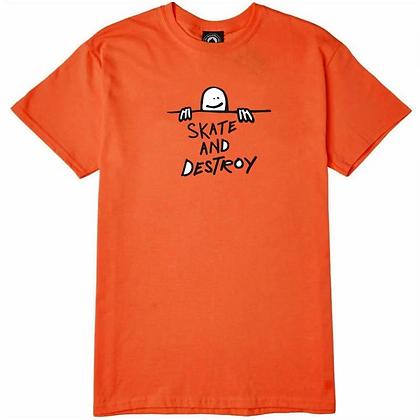 Thrasher - Gonz Skate and Destroy Logo T-Shirt