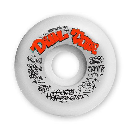 Dial Tone Wheels - A. Harrington Vandal 2 Wheels