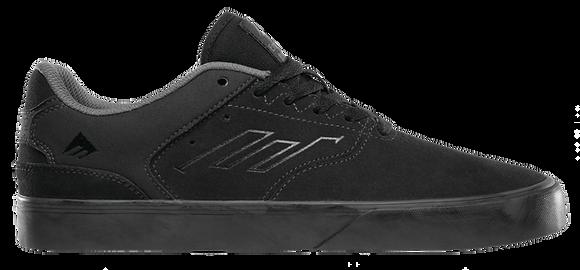 Emerica Reynolds Low Vulc Dark Grey & Black Shoes