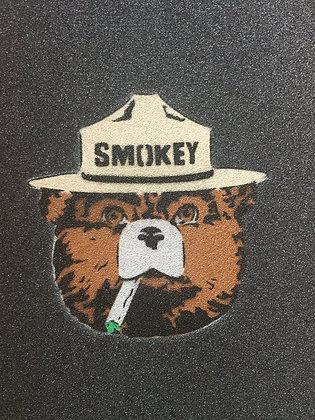 Smokey Grip Tape
