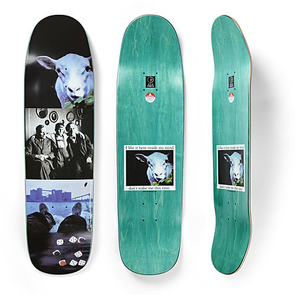 """Polar - Sheep In Motion P9 Shaped Deck - 8.625"""""""