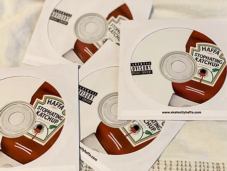 HAFFA - KATCHUP 2021 CD