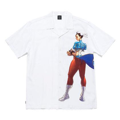 Huf X Street Fighter - Chun Li Resort Shirt
