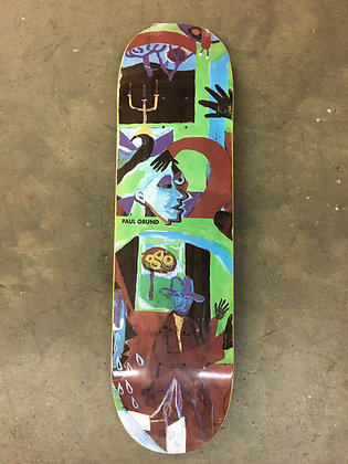 "Polar Paul Grund ""Paint"" deck"