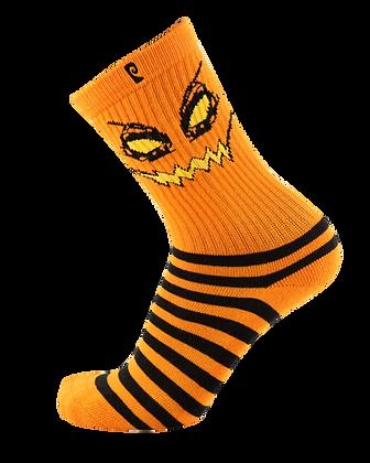 Psockadelic - Pumpkin Socks