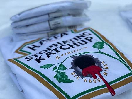HAFFA - KATCHUP 2021 Pocket T-Shirt