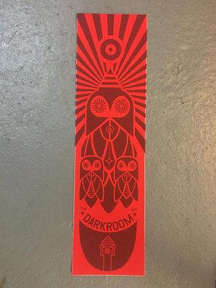 Darkroom - Red Griptape