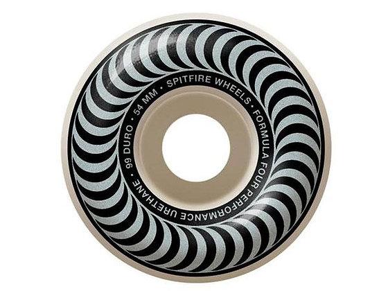 Spitfire Formula Four Silver Classics Wheels 99a