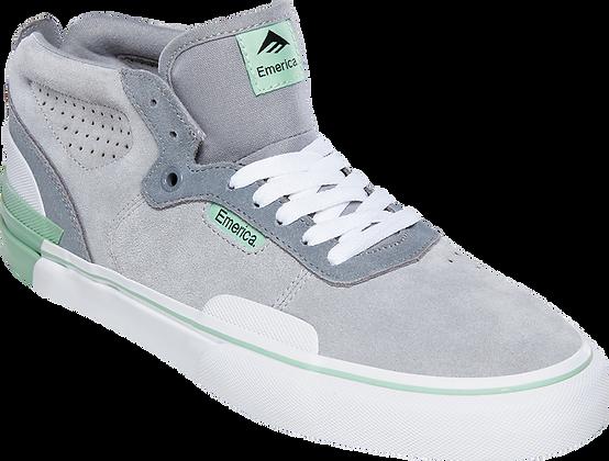 Emerica - Pillar Grey/White/Green Shoes