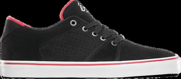 eS - Square Three Black/White/Red Shoes
