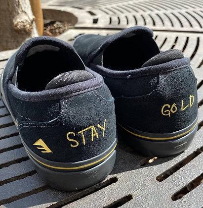 Emerica - Wino G6 Slip On Shoes - Stay Gold Ten Year Anniversary