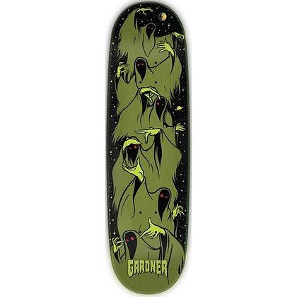 Creature Gardner Ghost Deck 8.84