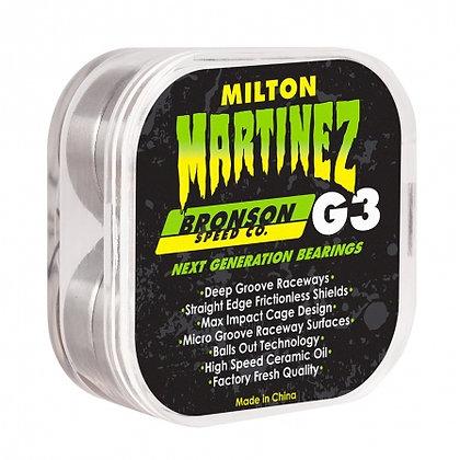 Bronson speed co. Martinez g3 pro bearing