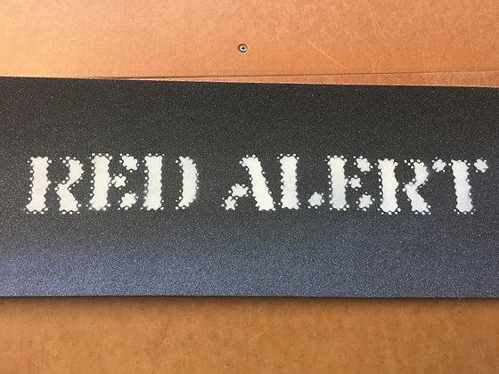 Red Alert Jot Grip Tape
