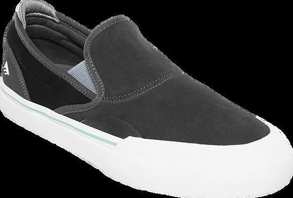 Emerica - Wino G6 Slip-On Dark Grey/Black Shoes