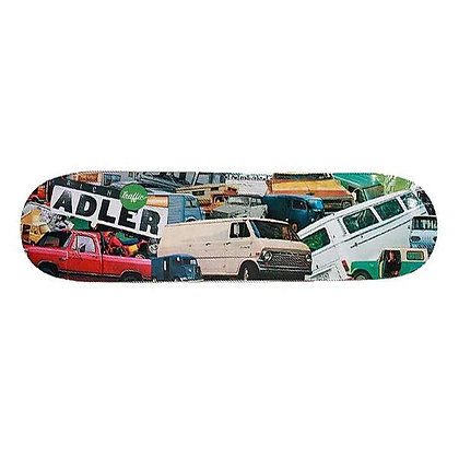Traffic - Adler Traffic Jam Deck - 8.38""