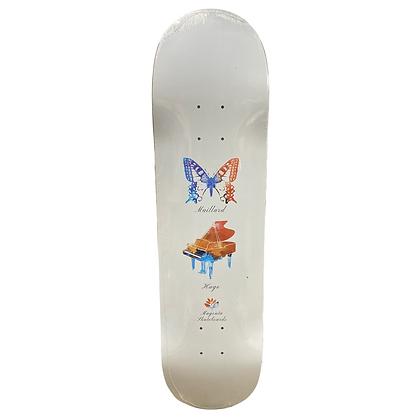 "Magenta - Butterfly Deck - 8.375"""