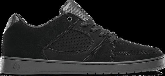 eS - Accel Slim Black Shoes