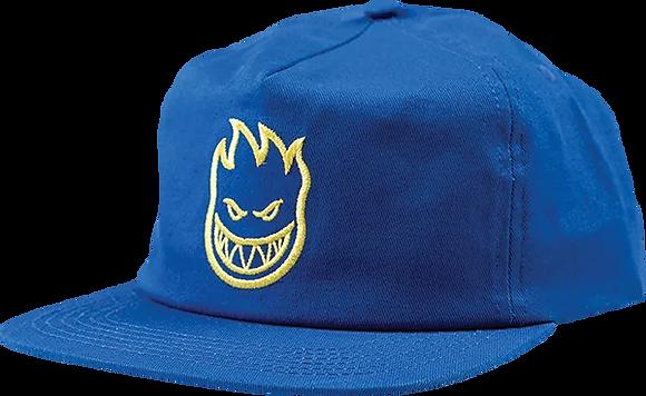 Spitfire Bighead Hat (Blue/Yellow)