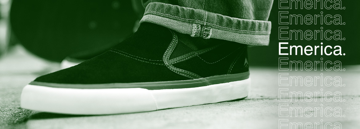 New 2018 Emerica and ES footwear!