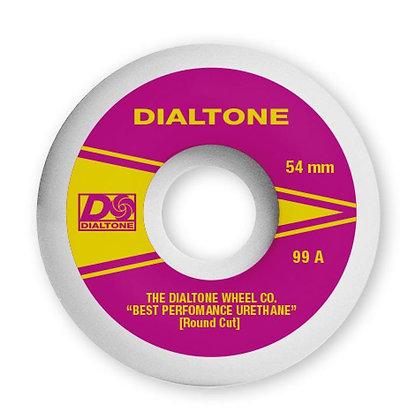 DIAL TONE WHEEL CO. - ATLANTIC WHEELS 54MM ROUND CUT