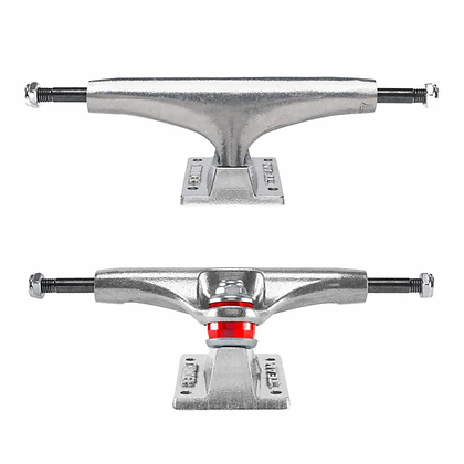 Thunder Trucks Team Hollow Polished Silver (red bushings)