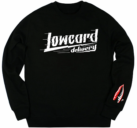Low Card - Delivery Crewneck Sweatshirt