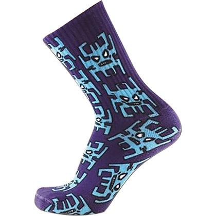 Psockadelic - Invader Socks