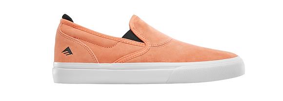 Emerica G6 slip on Peach