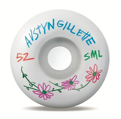 sml. - Gillette Pencil Pushers OG Wide Wheels - 52mm