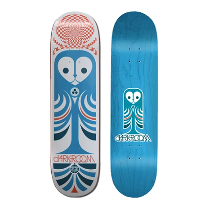 "Darkroom Crowbot Skateboard Deck (8.0"")"