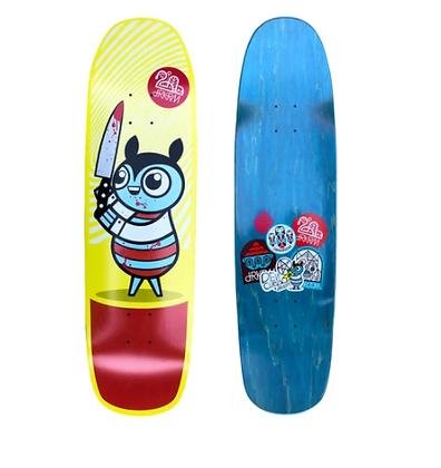 """Darkroom Murder Bug Skateboard Deck (8.625"""")"""