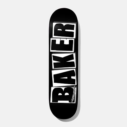 Baker - Brand Logo Black & White