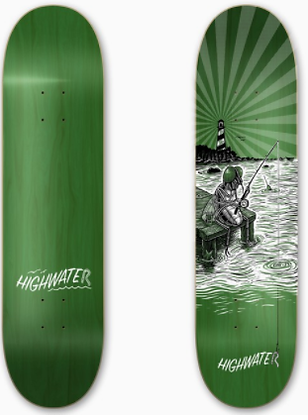 Highwater - Fly Fishing Deck