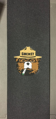 Ethan's Custom Smokey The Bear Grip