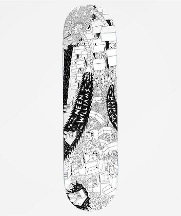 """Deathwish - Neen Death War 3000 Deck - 8.38"""""""