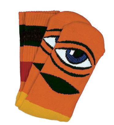Toy Machine - Sect Eye 2 Stripe Socks