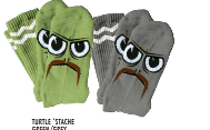 Toy Machine - Turtle 'Stache Socks