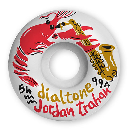 Dial Tone Wheels - Trahan Zydeco Wheels