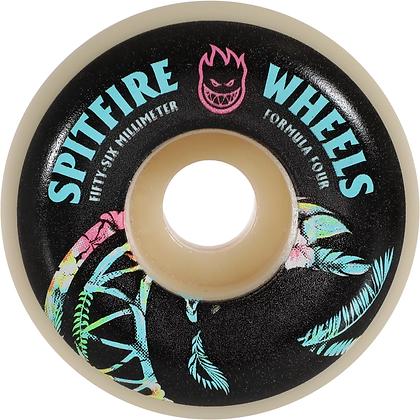 "Spitfire - Formula Four Conical ""Big Head Floral"""