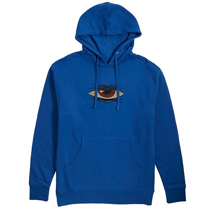 Toy Machine - Angry Sect Ocean Blue Hoodie